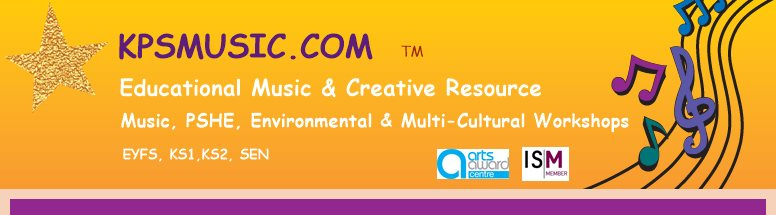 "KPSMUSIC.COM  - Educational Creative Workshops  - ""Learning Through Song"""